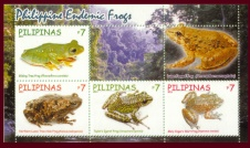 Philippines_2011_Frogs_4_x_7P_miniature_sheet
