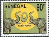 Senegal_1994_S.O.S._Elephants_c