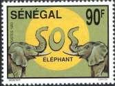 Senegal_1994_S.O.S._Elephants_c