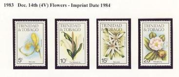 Trinidad and Tobago stamps