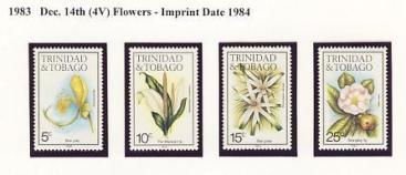 Trinidad and Tobago stamps