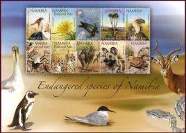 686px-Namibia_2010_Endangered_Species_sheetlet