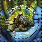 180px-Ecuador_2009_Charles_Darwin_e