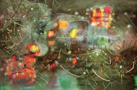Chile roberto-matta-bringing-the-light-without-pain