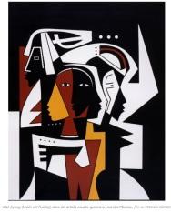 EG Leandro Mbomio Nsue - Oeuvre 1
